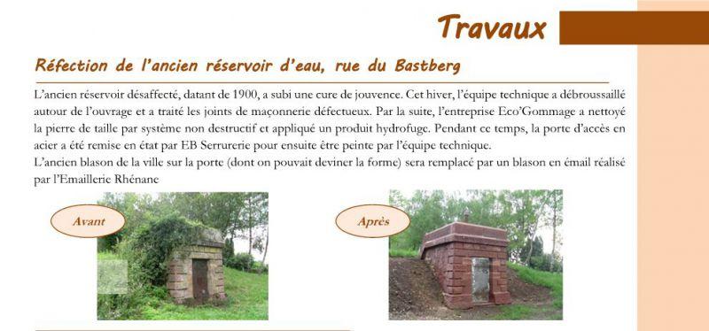 Bulletin municipal de Bouxwiller